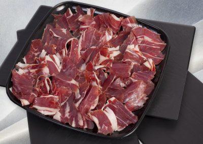 #cbecatering, tabal de jamón ibérico con picos artesanos