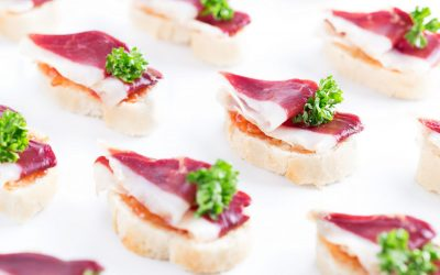 Consejos para elegir un catering para comuniones